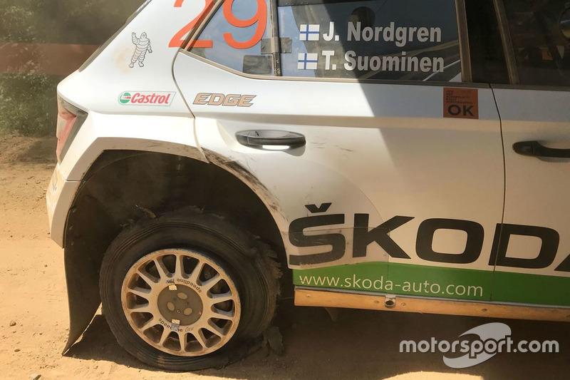 Juuso Nordgren, SKODA Fabia R5