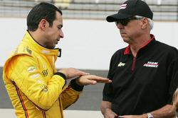 Элио Кастроневес и Рик Мирс.