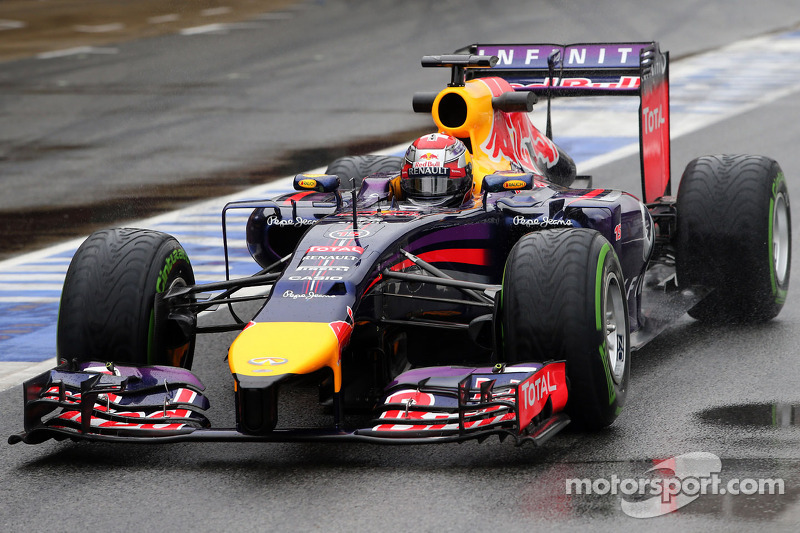 Sebastien Buemi, Red Bull Racing, Testfahrer