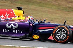Sebastien Buemi, terzo pilota Red Bull Racing