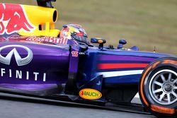 Sebastien Buemi, Third driver, Red Bull Racing