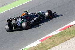 Daniel Juncadella, Sahara Force India F1