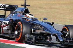 Stoffel Vandoorne, 试车手, 迈凯伦F1车队