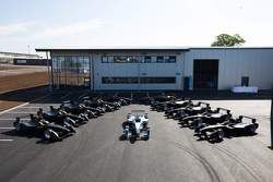 De 11 Spark-Renault STR_01E bolides