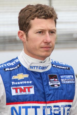 Ryan Briscoe, Chip Ganassi雪佛兰车队