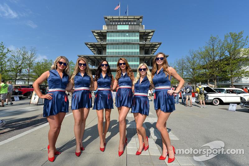 Гран При Инди, суббота, перед гонкой.