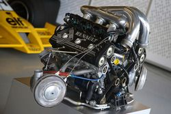 Renault Sport 1.5 litre turbocharged engine