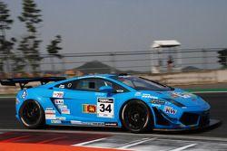 Dilango Racing Lamborghini Gallardo FL2 GT3: Takuma Aoki