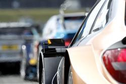 Pascal Wehrlein'in aynası, Mercedes AMG DTM-Takımı HWA DTM Mercedes AMG C-CoupÈ