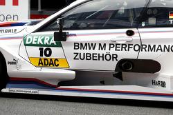 Martin Tomczyk, BMW Schnitzer Takımı BMW M4 DTM detayı