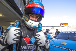 Race one polesitter Scott McLaughlin, Polestar Racing Volvo S60