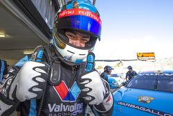 第一场比赛杆位获得者 Scott McLaughlin, Polestar车队,沃尔沃S60