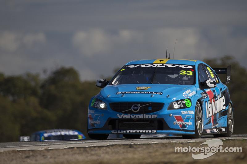 Scott McLaughlin, Polestar Racing 沃尔沃 S60