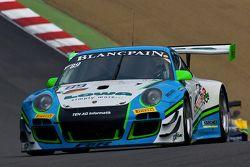 #89 Farnbacher Racing Porsche 997 GT3 R: Philipp Frommenwiler, Nick Tandy