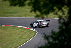 #6 Phoenix Racing Audi Club Team WRT Audi R8 LMS Ultra: Niki Mayr-Melnhof, Markus Winkelhock