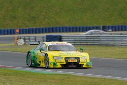 Retrato de Adrien Tambay, Audi Sport Team Abt, Audi RS 5 DTM; Miguel Molina, Audi Sport Team Abt Spo