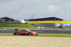 Miguel Molina, Audi Sport Team Abt Audi RS 5 DTM et Bruno Spengler, BMW Team Schnitzer BMW M4 DTM