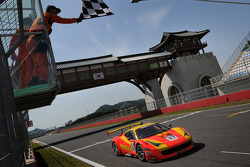 Spirit of Race Ferrari 458 Italia GT3: Anthony Liu e Davide Rizzo