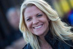 Patricia Driscoll, Kurt Busch's girlfriend