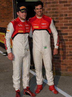 Pole Position: #1 Belgian Audi Club Team WRT Audi R8 LMS Ultra: Cesar Ramos, Laurens Vanthoor