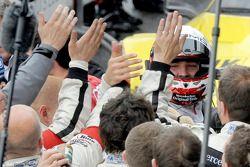 Vainqueur: Christian Vietoris, Mercedes AMG DTM-Team HWA