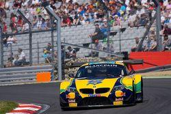 #30 BMW Sports Trophy Team Brasil BMW Z4: Matheus Stumpf, Valdeno Brito