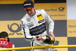 Podium, Christian Vietoris, Mercedes AMG DTM-Team HWA DTM Mercedes AMG C-Coupe