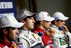 Mike Rockenfeller, Audi Sport Team Phoenix Audi RS 5 DTM, Christian Vietoris, Mercedes AMG DTM-Team