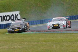 Pascal Wehrlein, gooix Mercedes AMG, DTM Mercedes AMG C-Coupé,