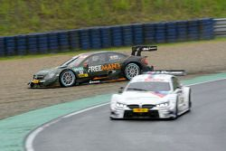 Robert Wickens, FREE MAN¥S WORLD Mercedes AMG, DTM Mercedes AMG C-Coupe,