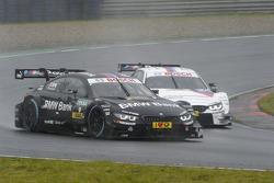 Bruno Spengler, BMW Team Schnitzer, BMW M4 DTM, et Martin Tomczyk, BMW Team Schnitzer, BMW M4 DTM,