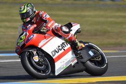 Cal Crutchlow, Ducati Team