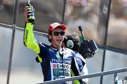 ikinci sıra Valentino Rossi, Yamaha Racing