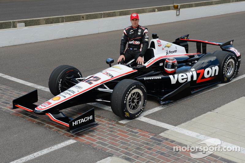 2014 - IndyCar: Will Power (Dallara-DW12-Chevrolet)