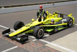 Sage Karam, Dreyer et Reinbold - Kingdom Racing Chevrolet