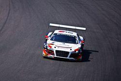 #6 Phoenix Racing 奥迪 Club Team WRT 奥迪 R8 LMS Ultra: 尼基·迈尔-梅尔尼霍夫, 马库斯·温克霍克