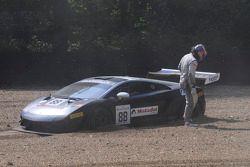 #88 Reiter Engineering 兰博基尼 LFII: 斯蒂凡·罗西娜, 托马斯·恩格