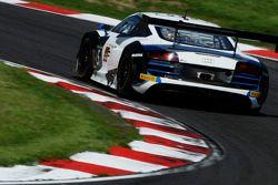 #5 Phoenix Racing 奥迪 Club Team WRT 奥迪 R8 LMS Ultra: 亚历山德罗·拉蒂夫, 马克·巴桑
