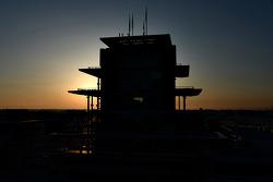 Le soleil se lève sur la Pagode