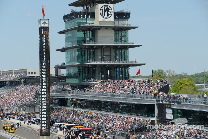 Indianapolis atmosferi