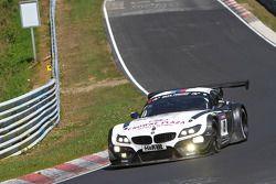Lucas Luhr, Dirk Werner, Dirk Muller, Alexander Sims, BMW Sports Trophy Team Schubert, BMW Z4 GT3