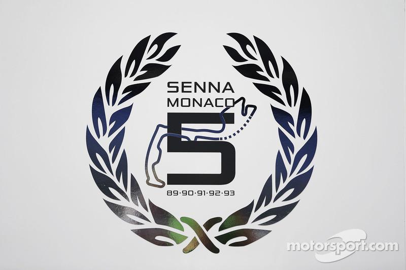 McLaren celebra cinco victorias en el GP de Monaco de Ayrton Senna