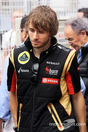 Charles Pic, Lotus F1 Team