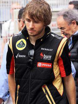 Charles Pic, Lotus F1 Team Third Driver