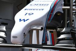 Williams FW36 bico