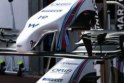 Williams FW36 neus
