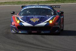 #72 SMP Racing Ferrari F458 Italia GT3: Andrea Bertolini, Viktor Shaitar, Serguey Zlobin