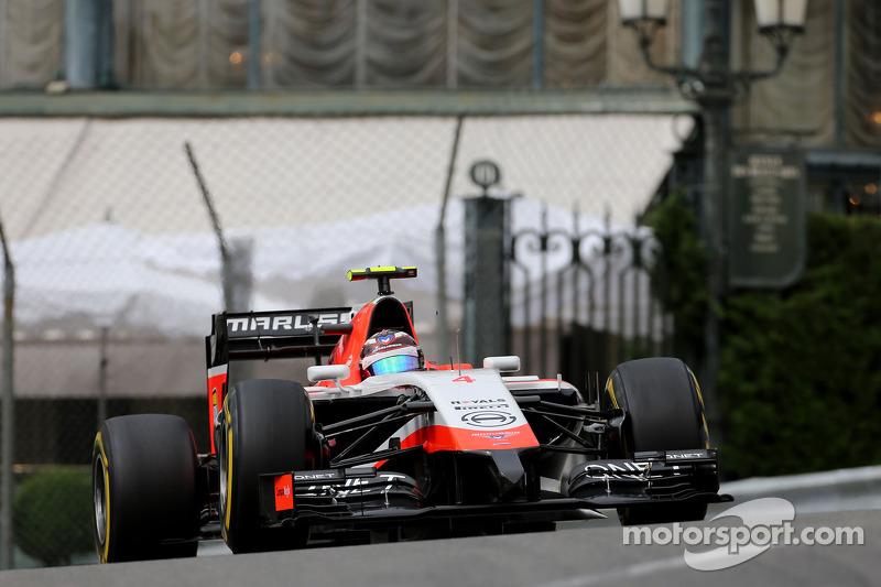 Max Chilton - 35 GPs