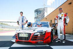 Marcus Wilkenhock and Sebastien Ogier to team up in GT Masters