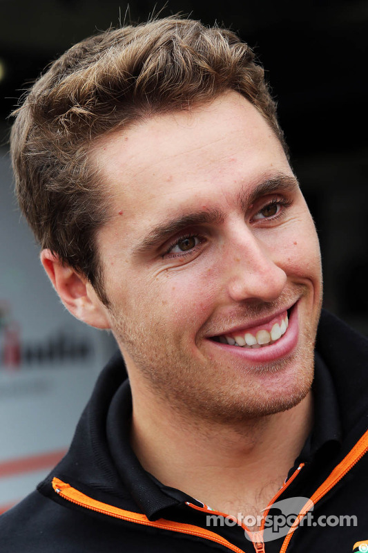 Daniel Juncadella, Sahara Force India F1 Team, Testfahrer